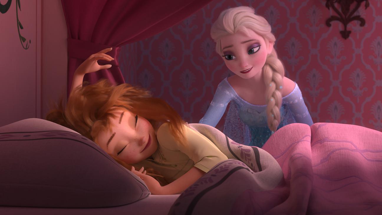 Frozen Fever Anna Elsa H 2015