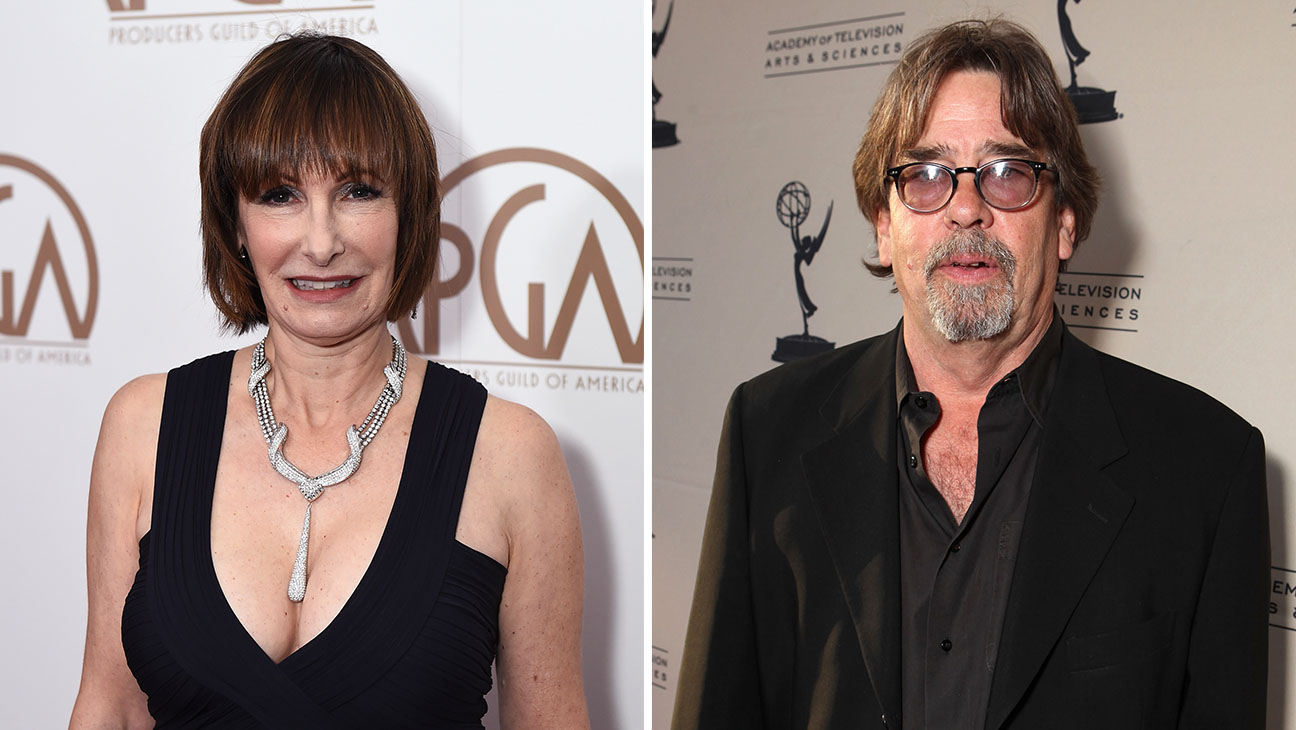 Gale Anne Hurd and Henry Bromell Split - H 2015