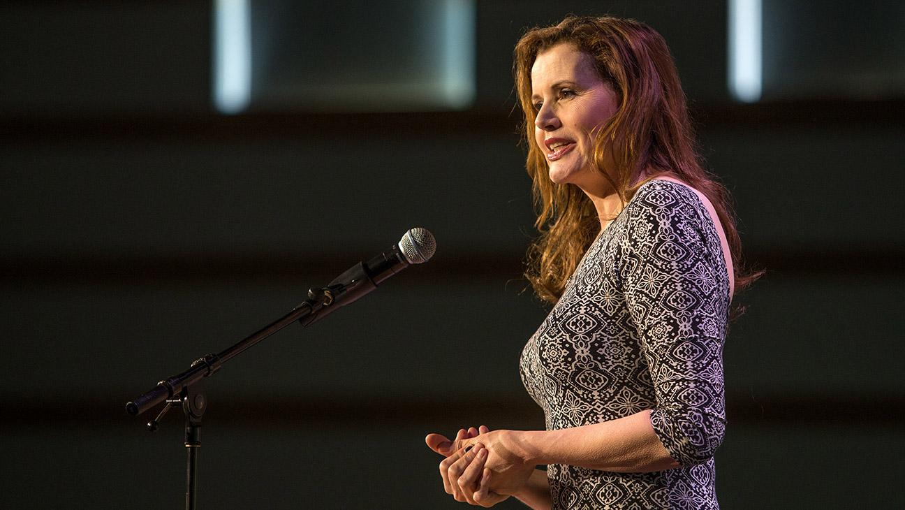 Geena Davis Speech - H 2015