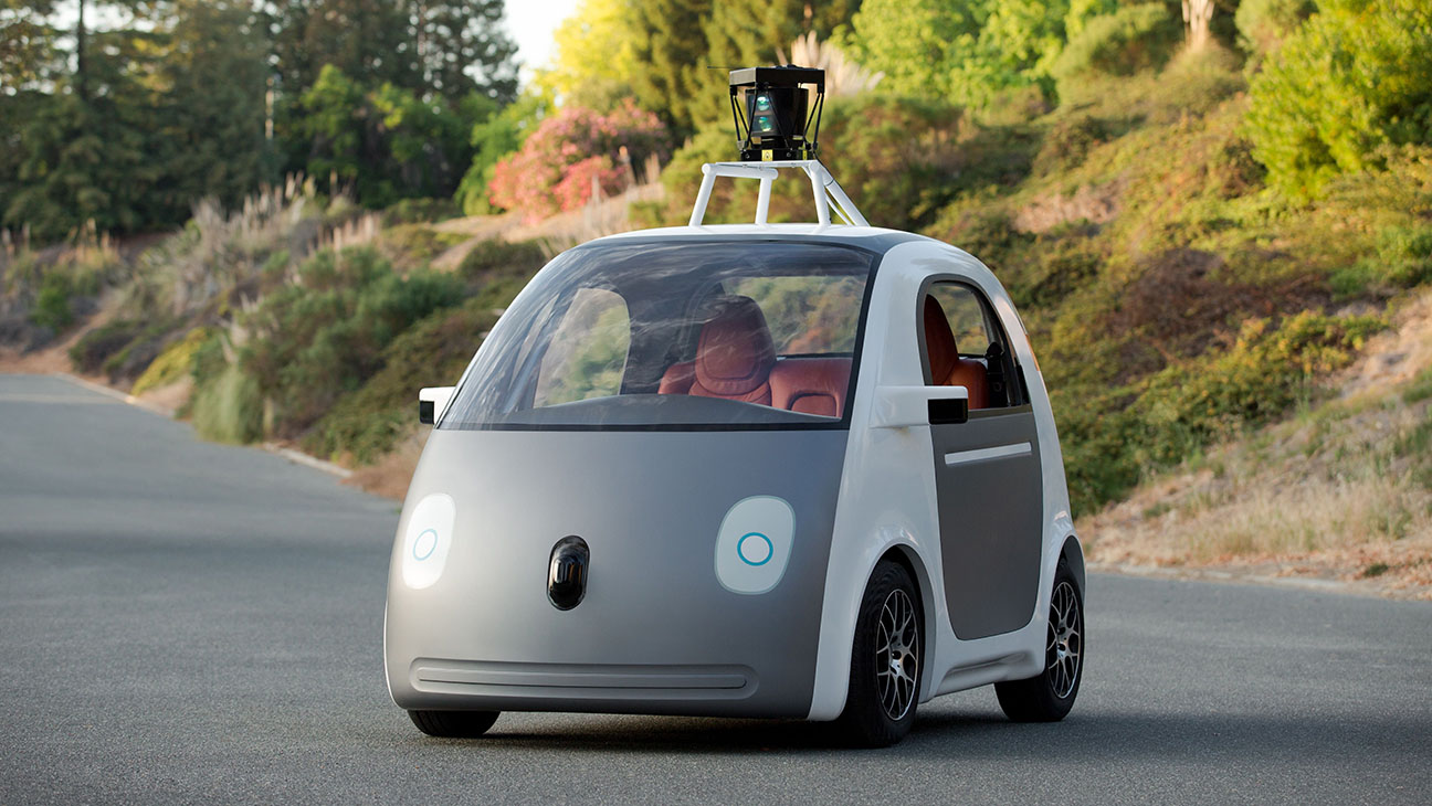Google Self Driving Car - H 2015