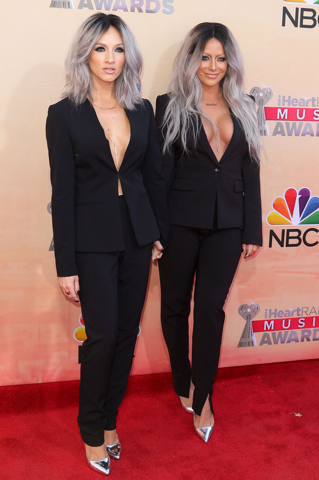 Grey Hair iHeartRadio Awards - P 2015