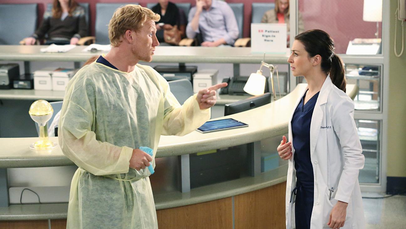 Grey's Anatomy - H 2015