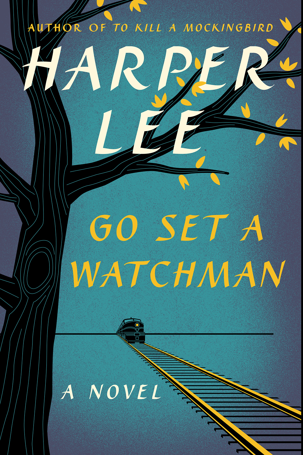 Harper Lee Go Set a Watchman Cover P 2015