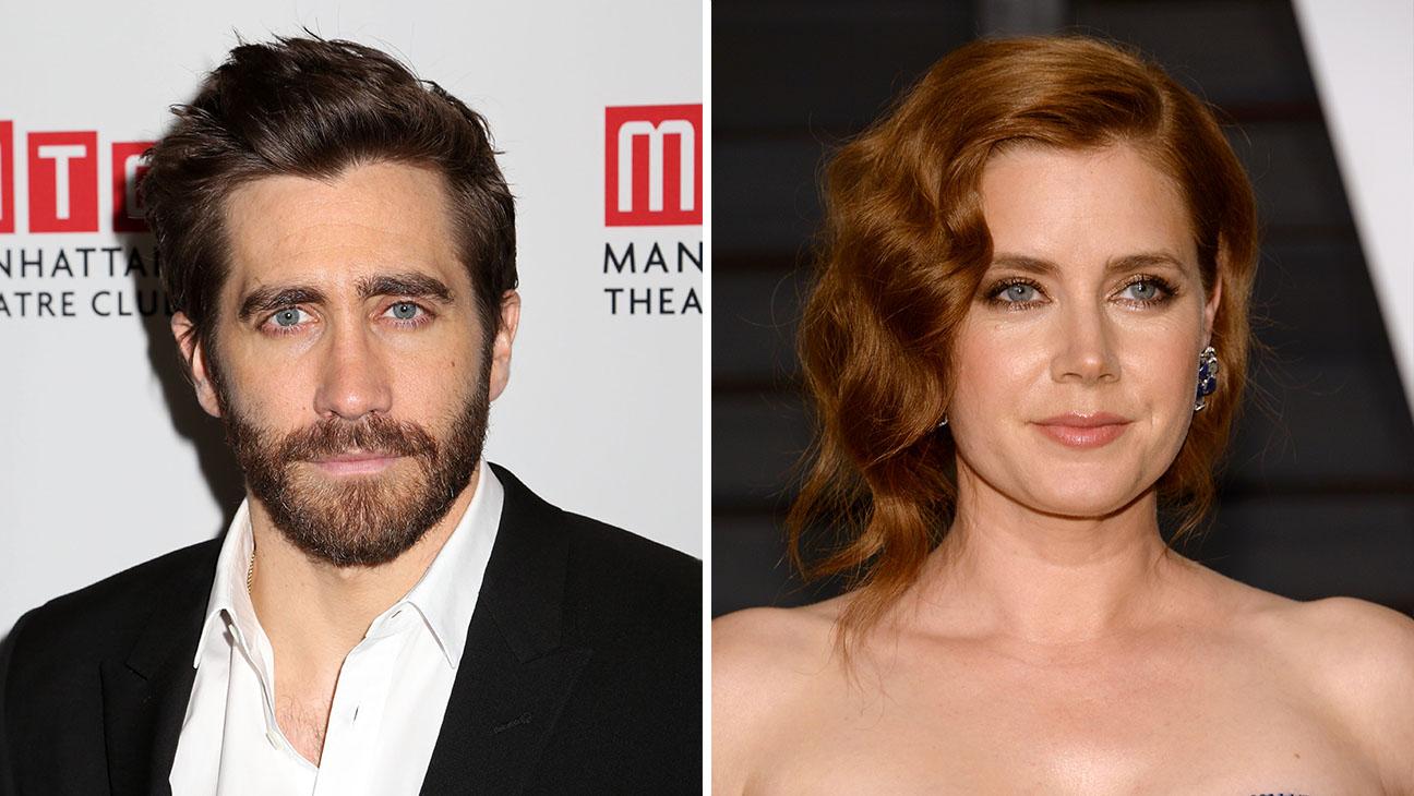 Jake Gyllenhaal Amy Adams Split - H 2015