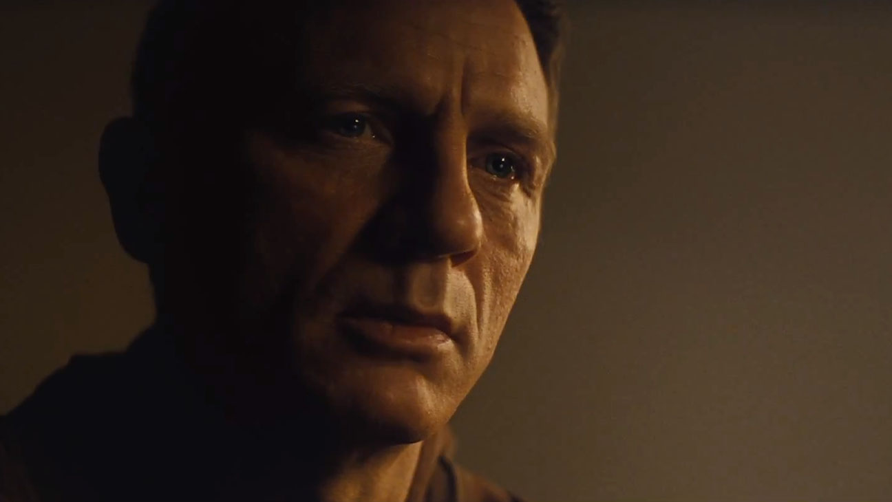 James Bond Spectre Trailer Still - H 2015