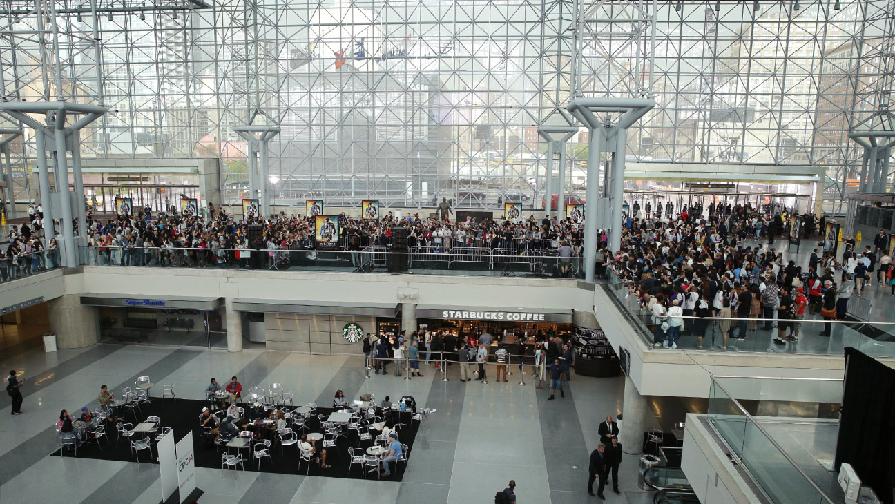 Javits Convention Center - H 2015