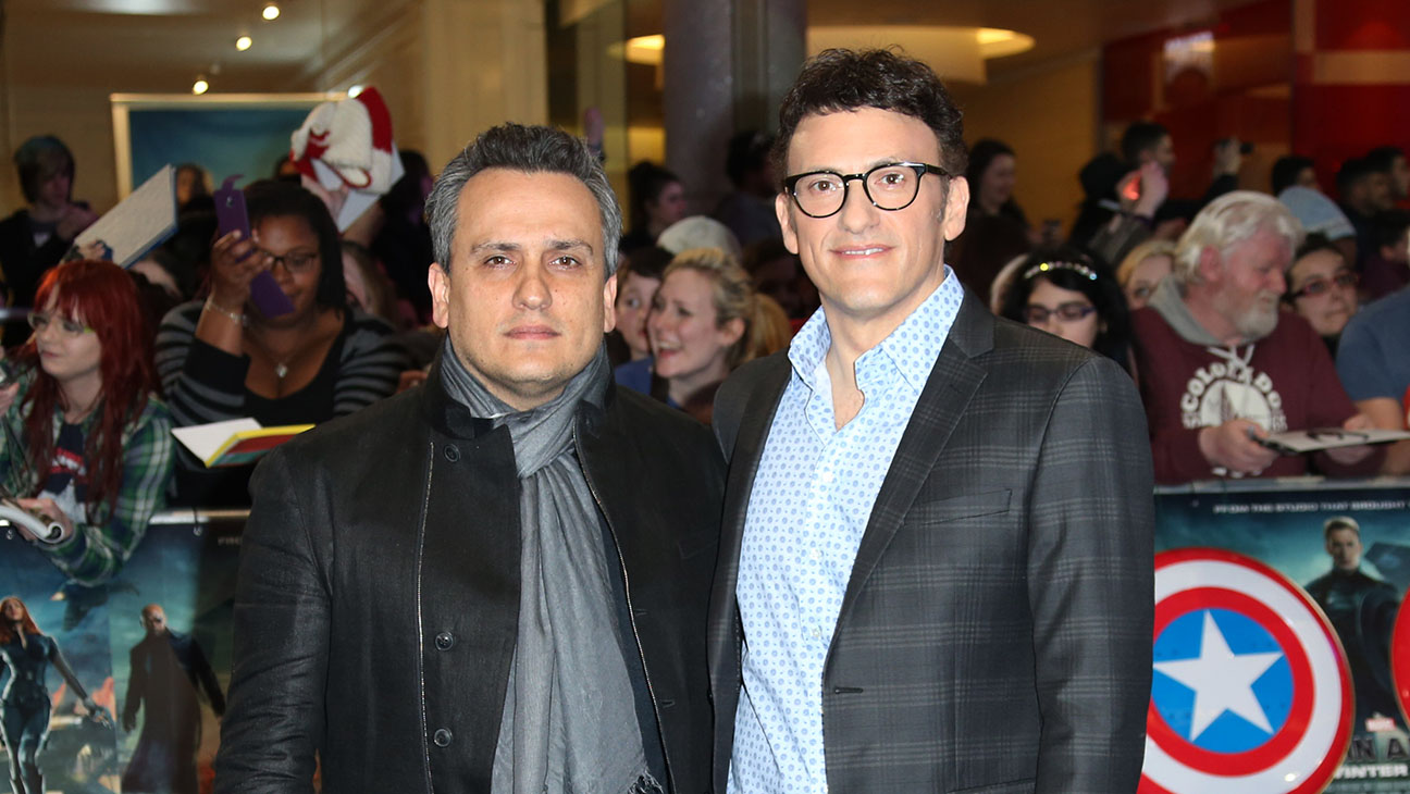 Joe and Anthony Russo - H 2015