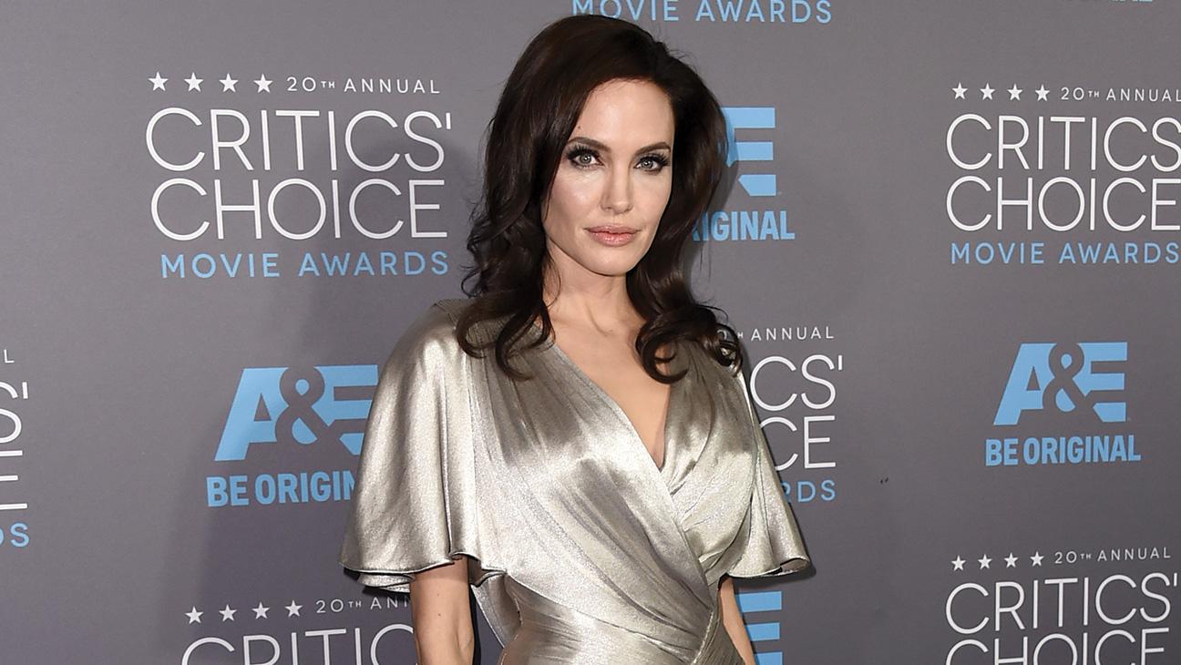 Angelina Jolie Main - H 2014