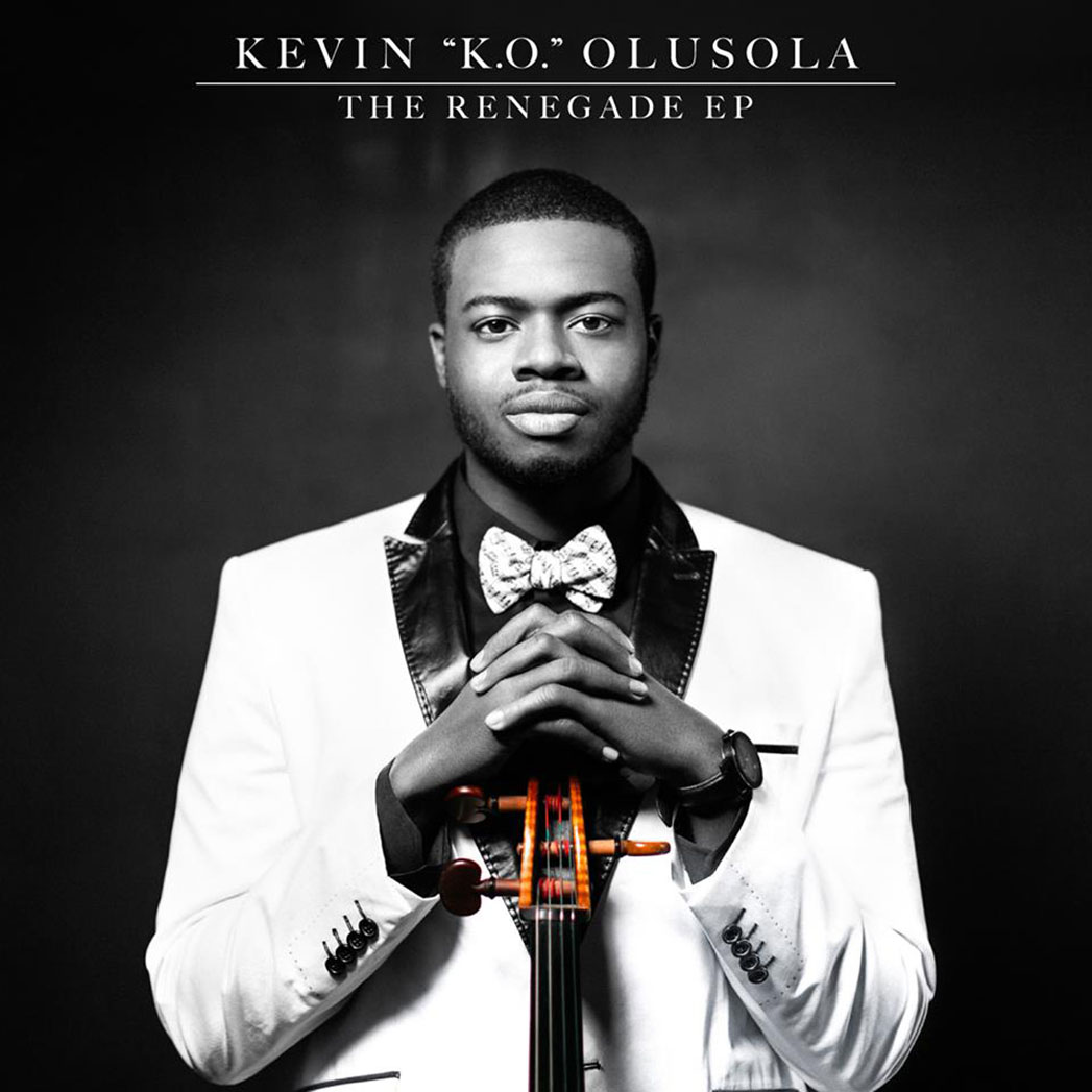 Kevin Olusola Renegade EP Cover - P 2015