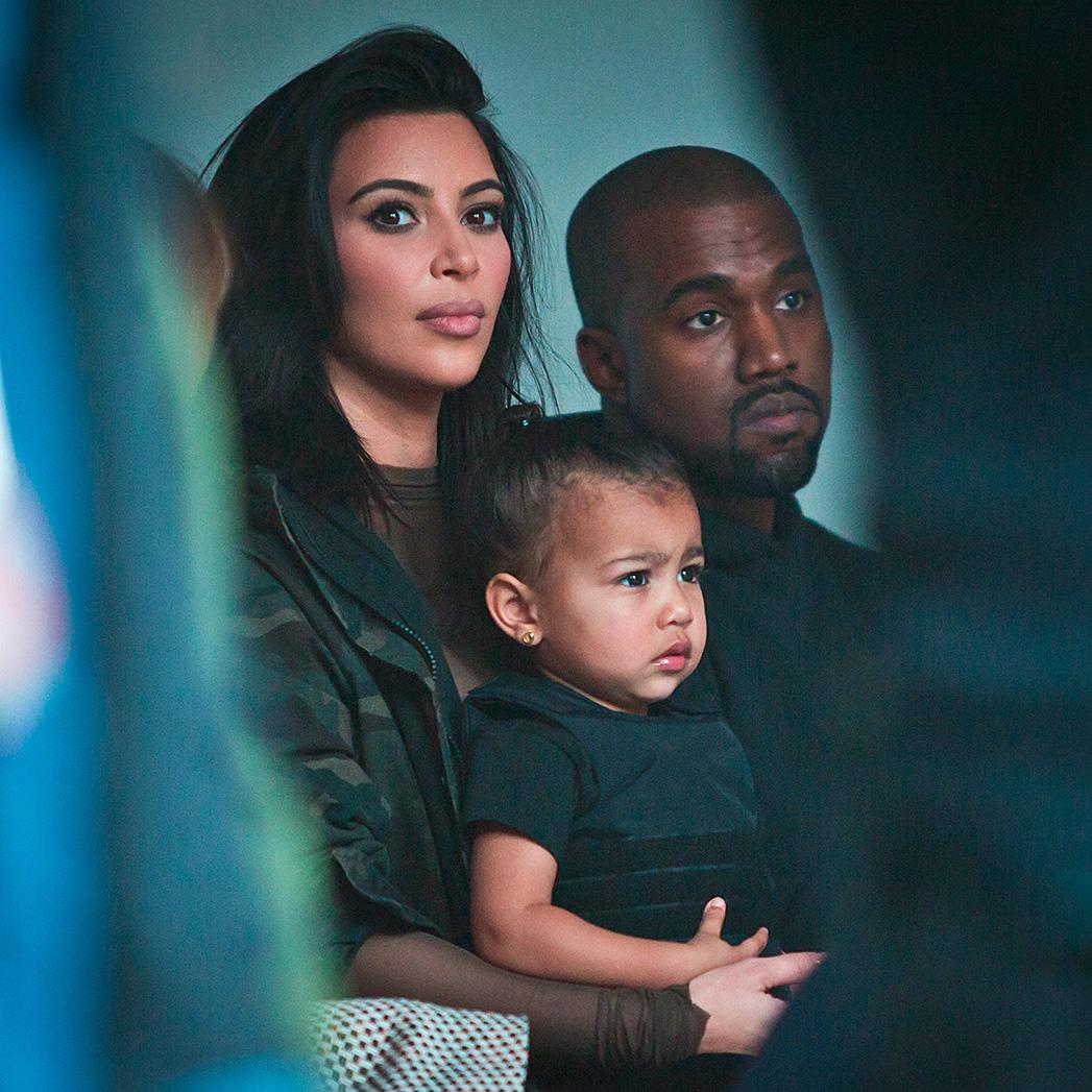 Kim Kanye North - S 2015