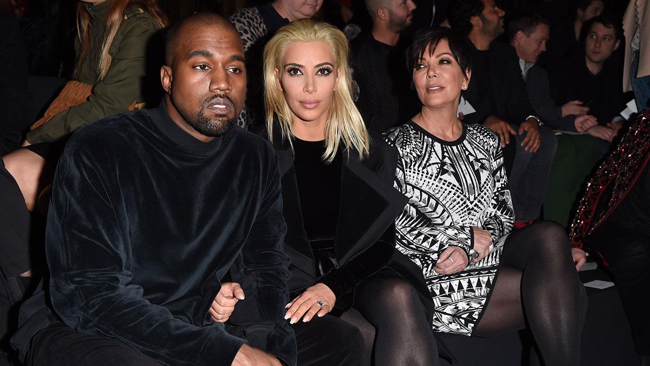 Kim Kardashian Blonde - H 2015