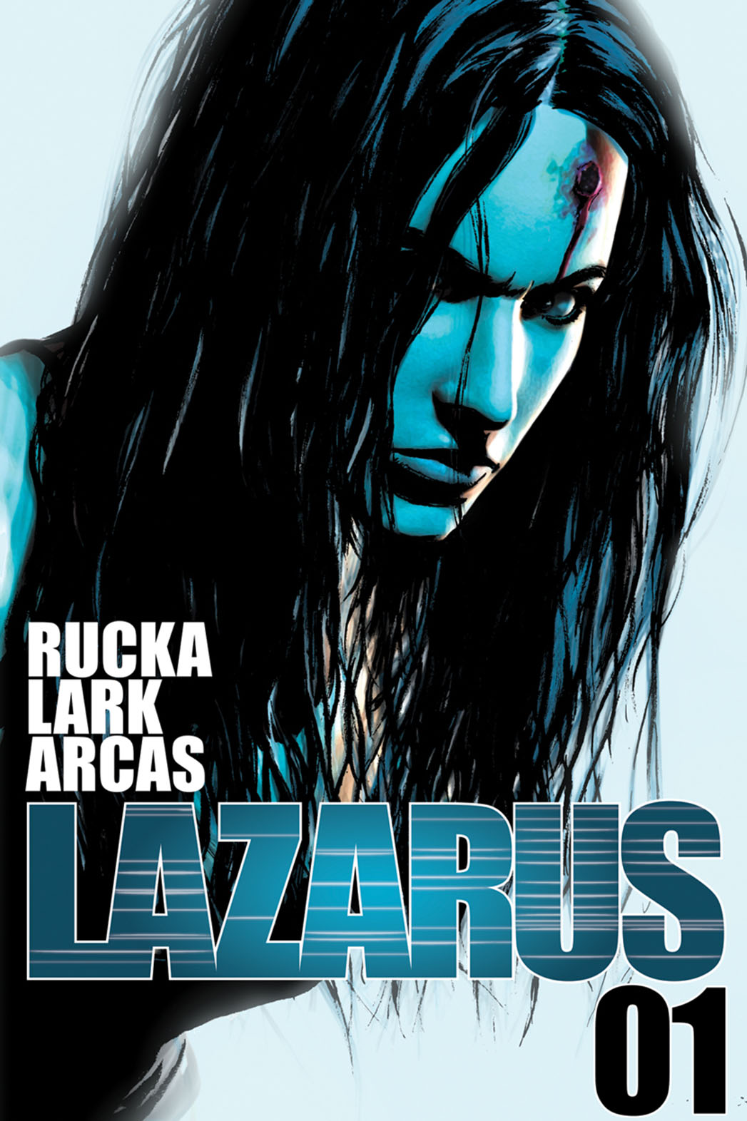 Lazarus Cover - P 2015