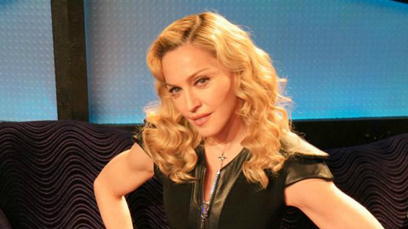 Madonna on Howard Stern - H 2015