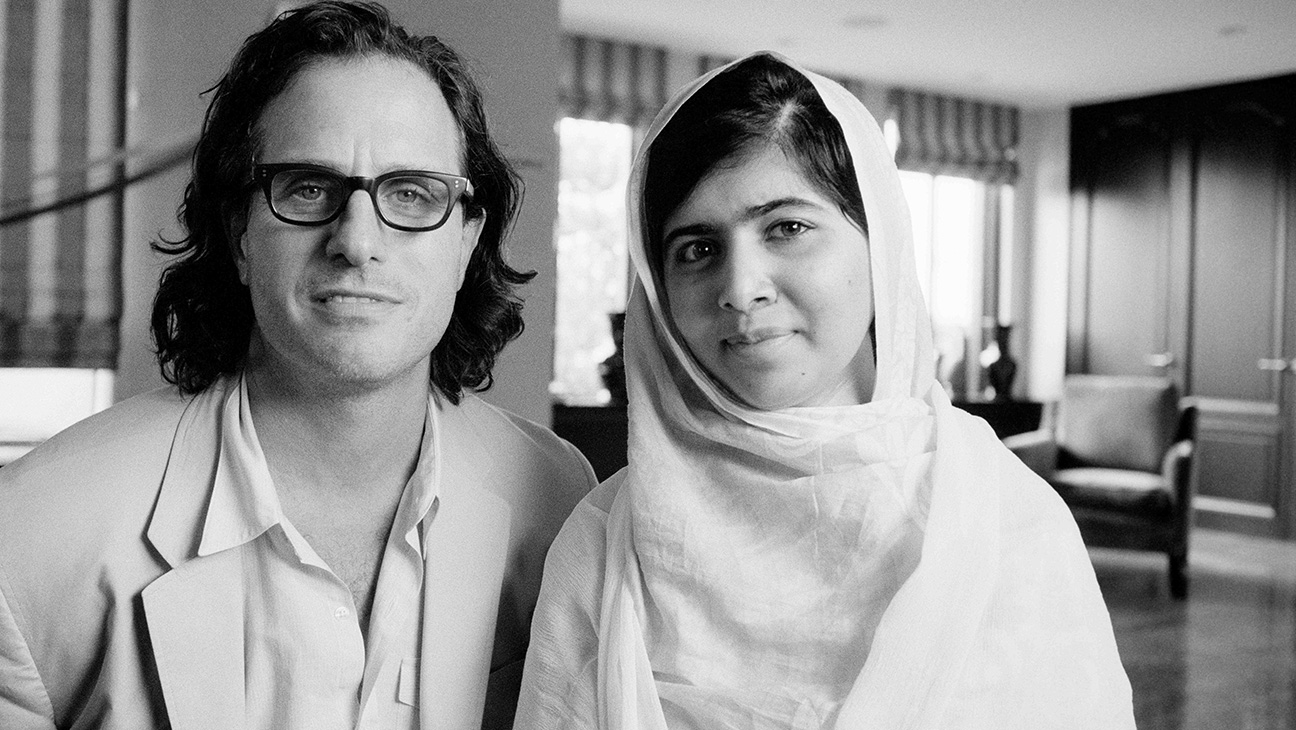 Malala Yousafzai, Davis Guggenheim