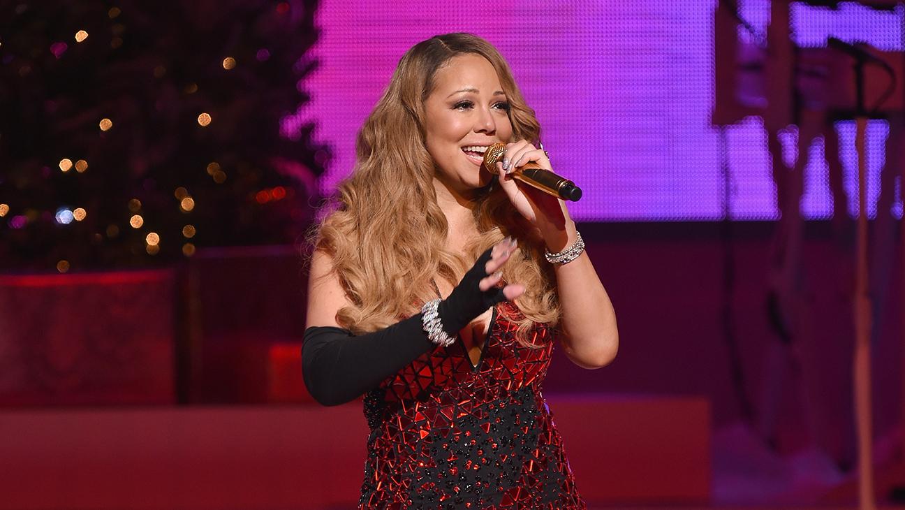 Mariah Carey Christmas Concert H 2014
