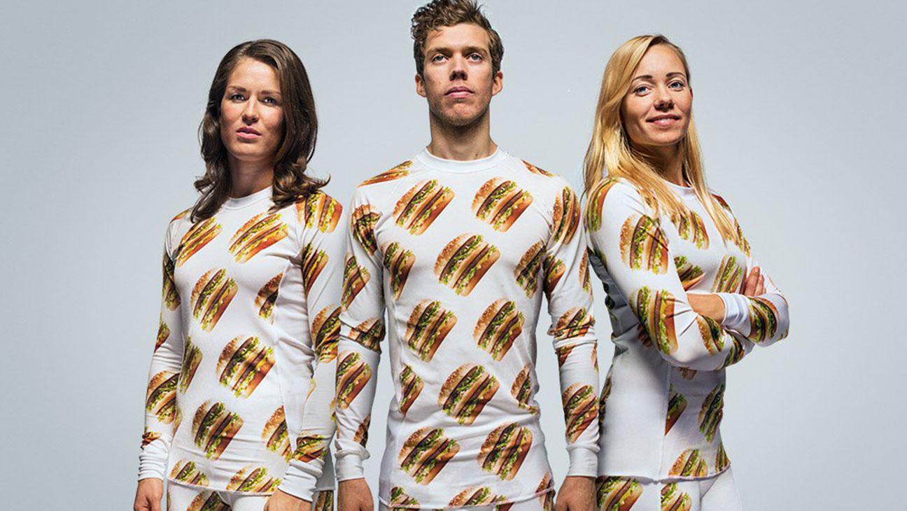 McDonalds Clothing - H 2015