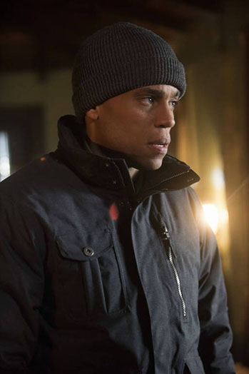 Michael Ealy The Following - P 2015