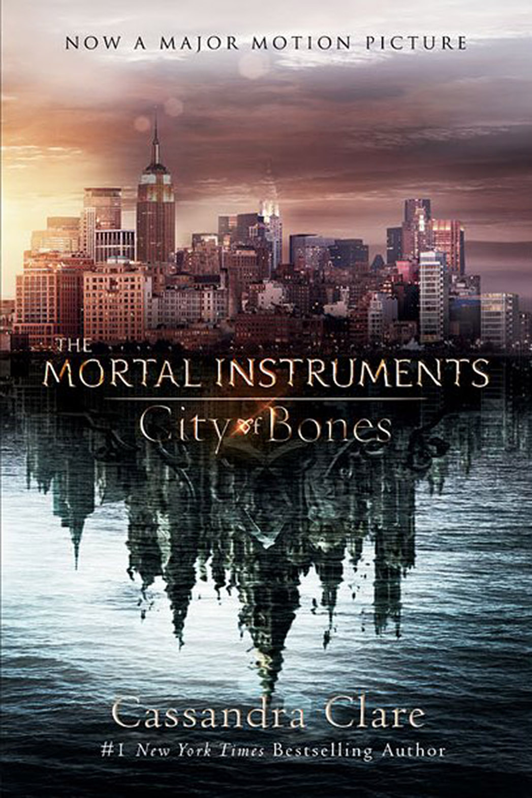 Mortal Instruments City of Bones - P 2015