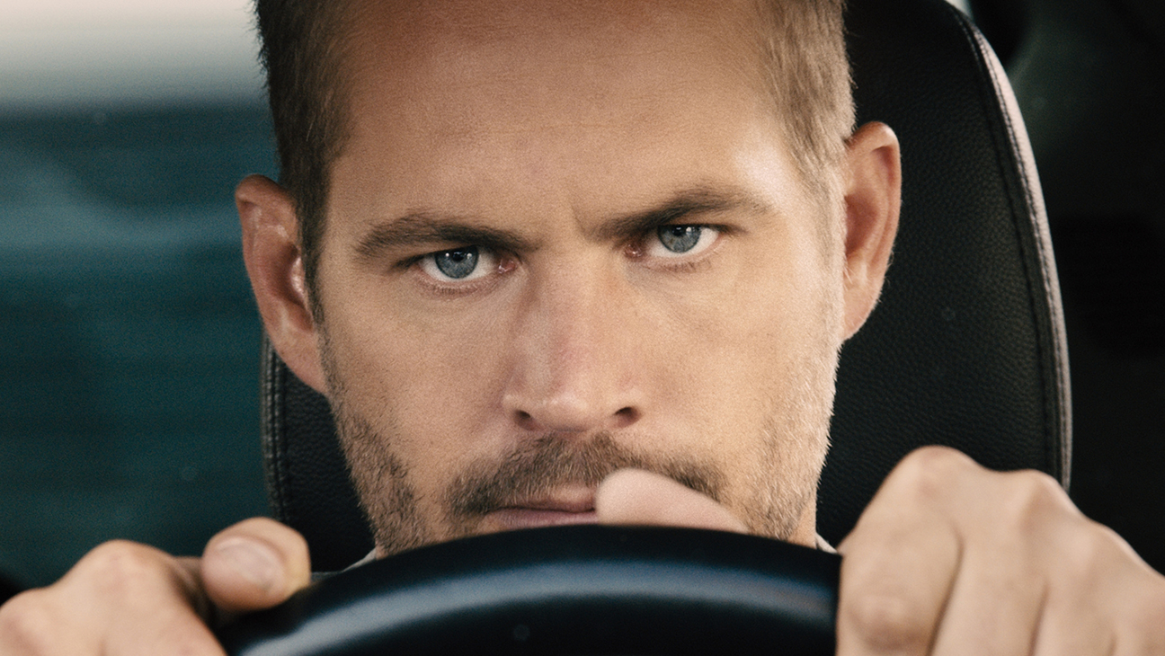 Paul Walker Furious 7 H 2015