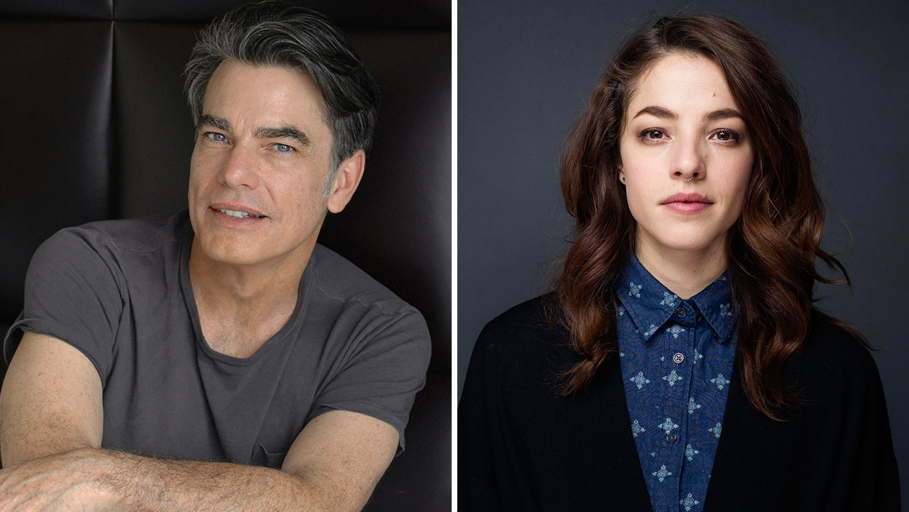 Peter Gallagher Olivia Thirlby Split - H 2015