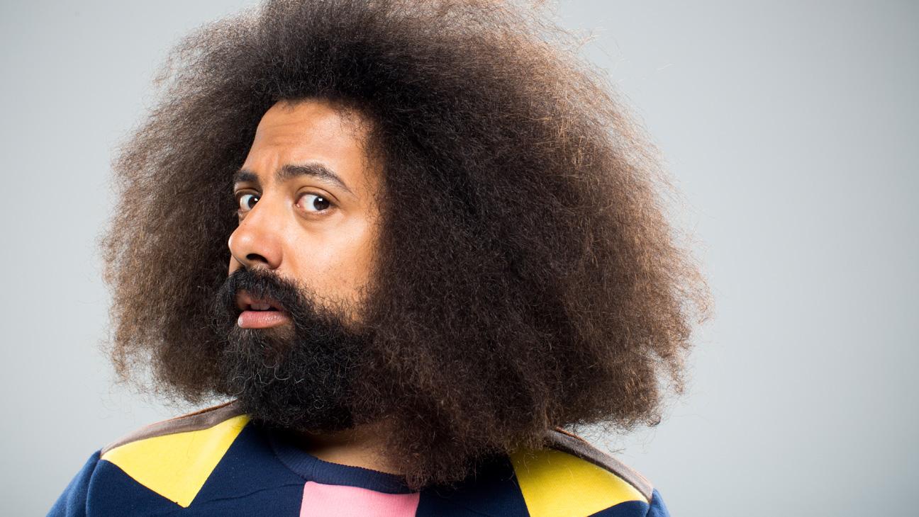 Reggie Watts IFC PR Portrait - H 2015