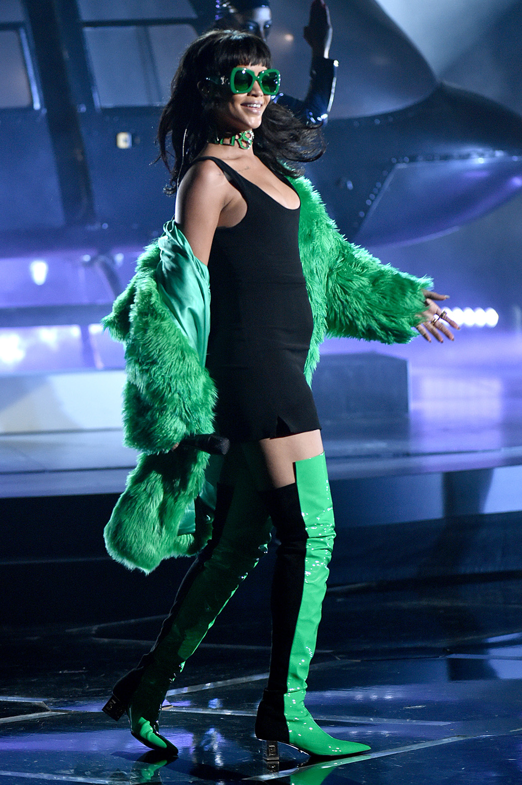 Rihanna iHeartRadio Awards - P 2015