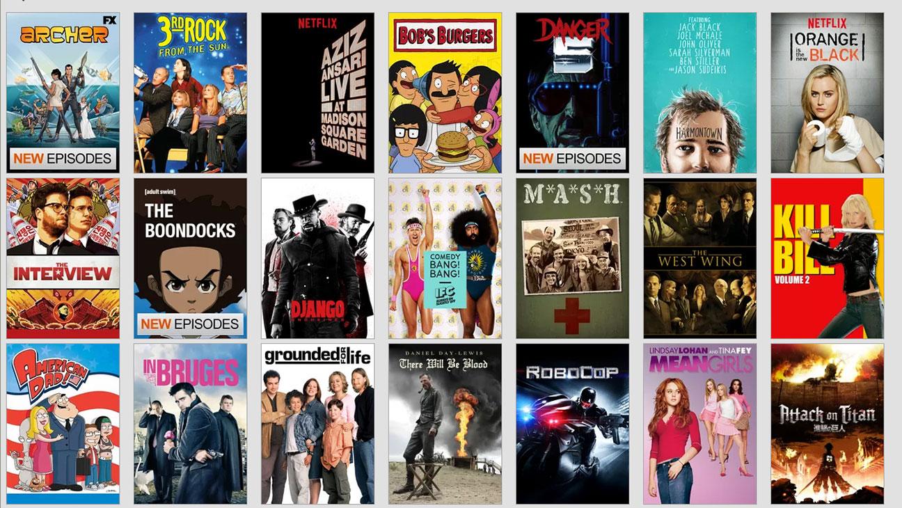 Netflix God Mode - H 2015