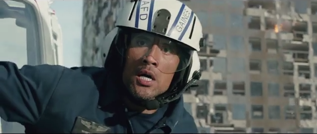 San Andreas The Rock H 2015