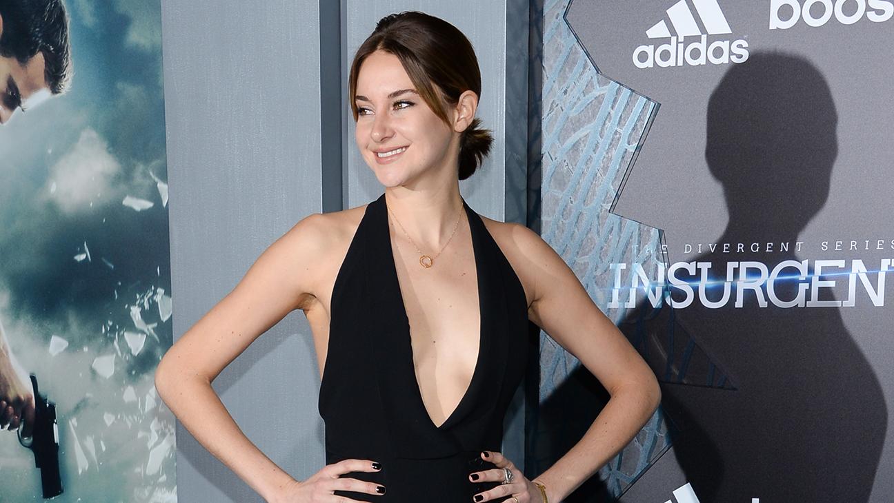 Shailene Woodley Insurgent NYC Premiere H 2015