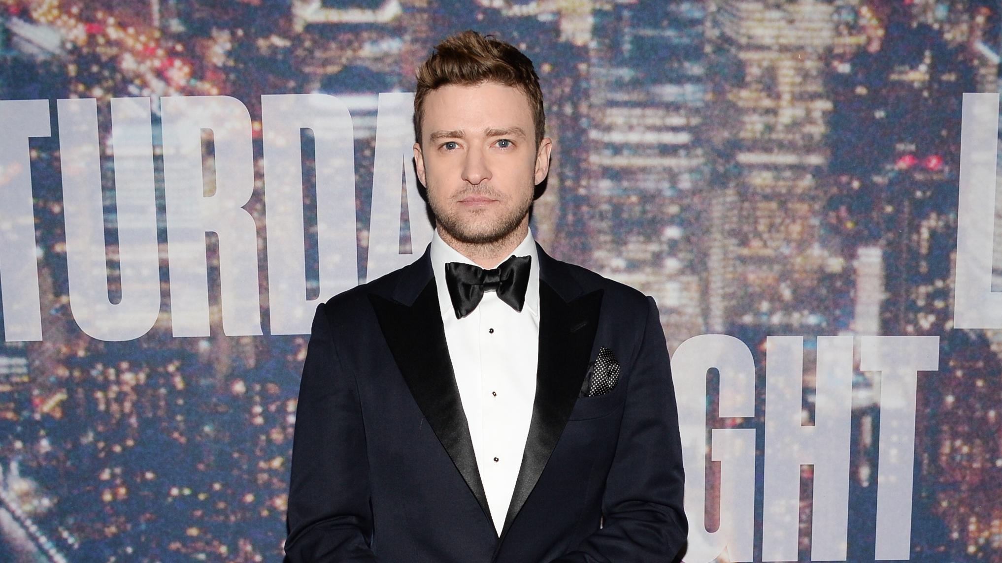 Justin Timberlake - H 2015