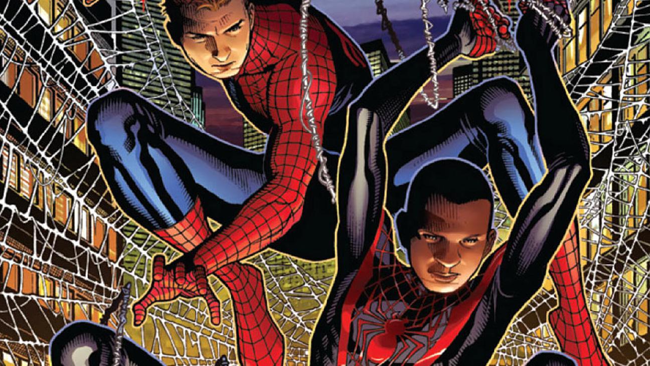 Spider-Men Volume 1 - H 2015