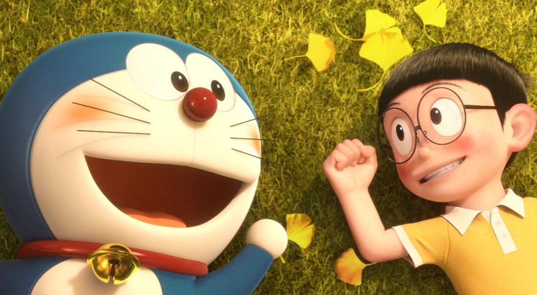 Stand By Me Doraemon H 2015