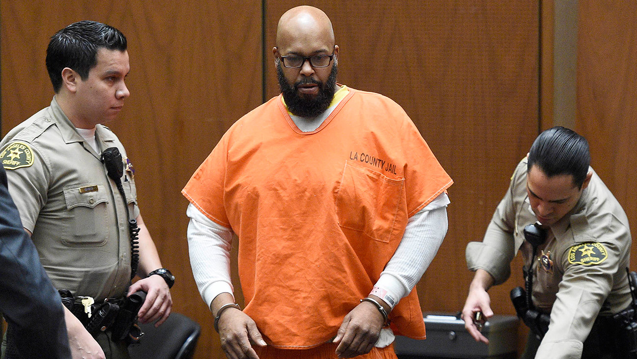 Suge Knight Court Appearance March 9 - H 2015