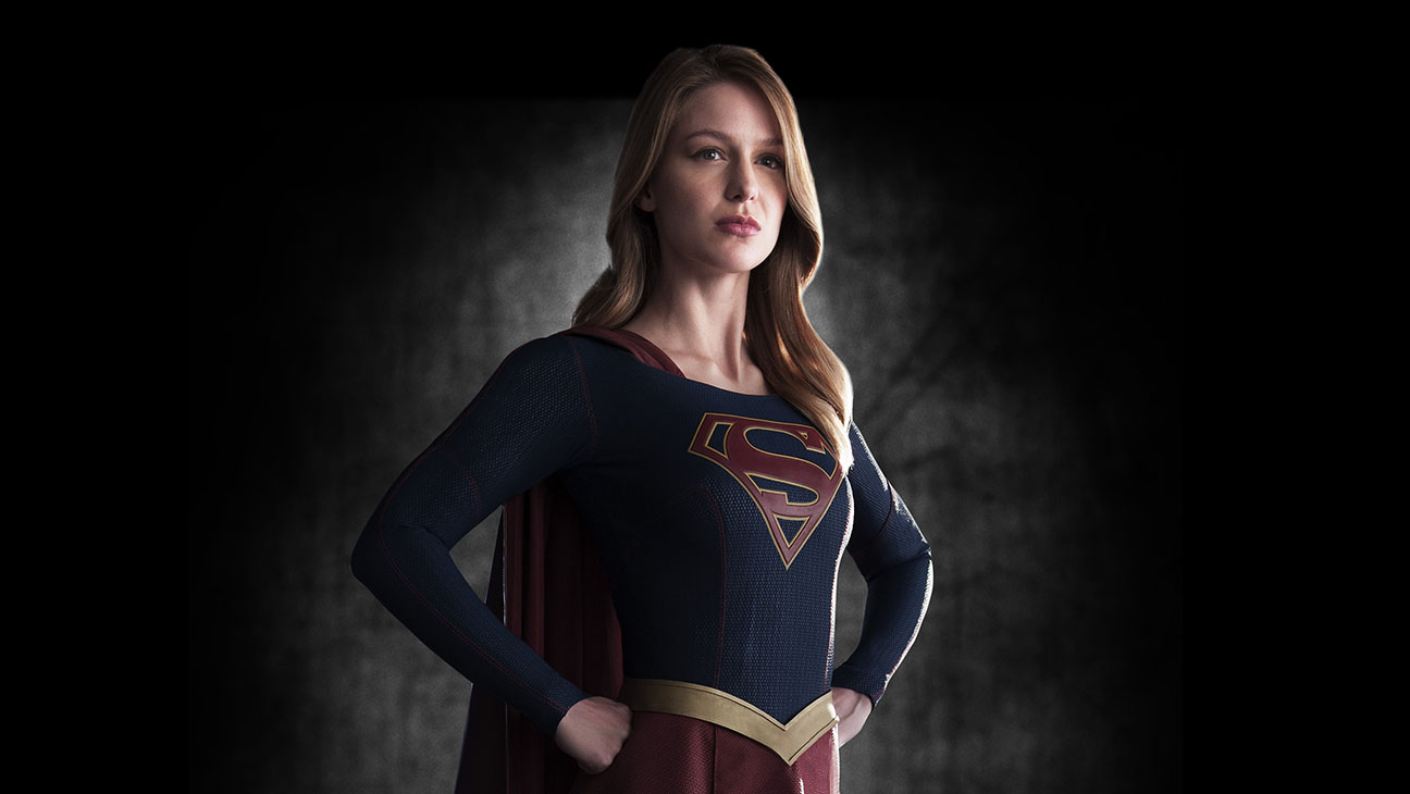SUPERGIRL First Look 1 - H 2015
