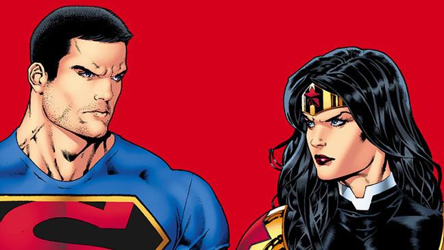Superman Wonder Woman - H 2015