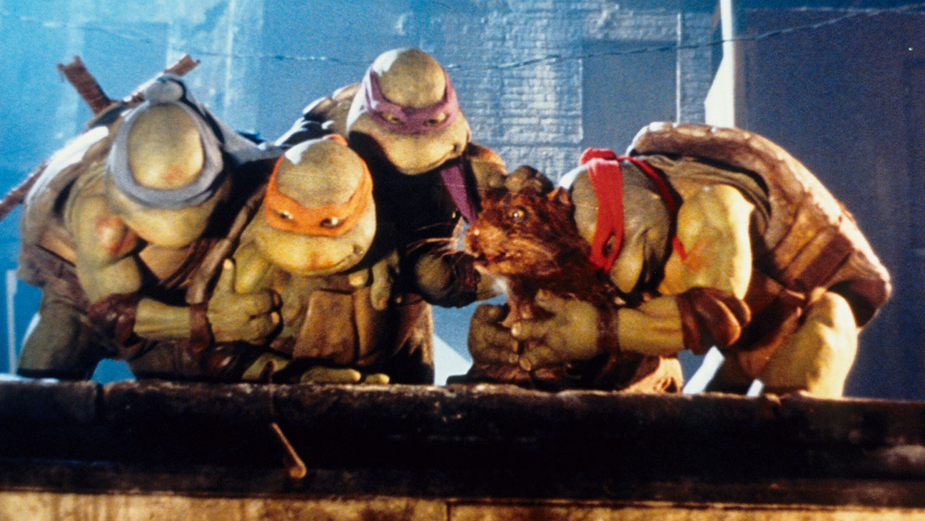 Teenage Mutant Ninja Turtles Untold Story Of The Movie Every Studio In Hollywood Rejected Hollywood Reporter