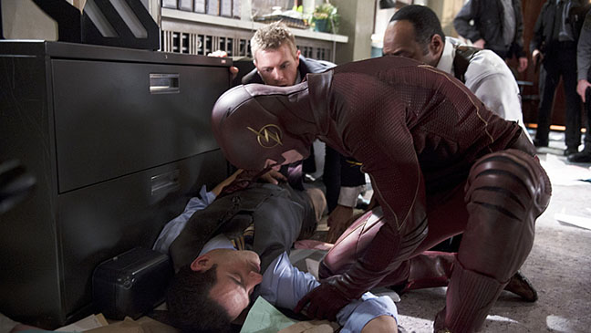 The Flash S01E15 Still 2 - H 2015