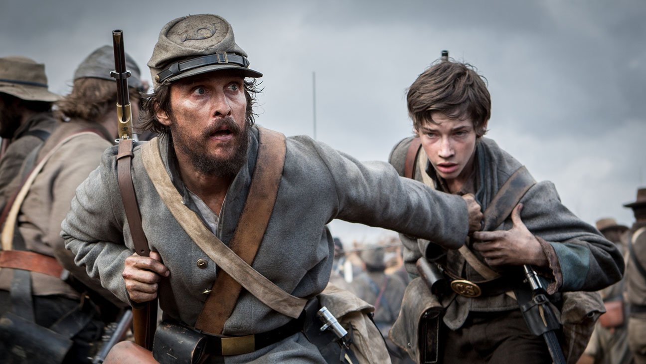 The Free State of Jones First Look Still - H 2015