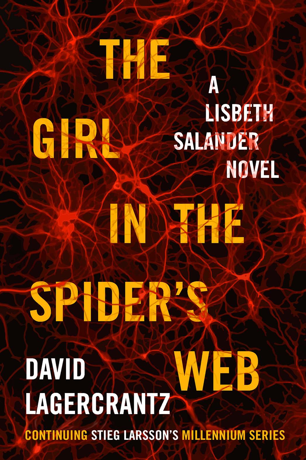 The Girl in the Spider's Web - H 2015