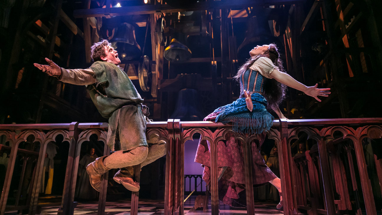 The Hunchback of Notre Dame Production Still - H 2015
