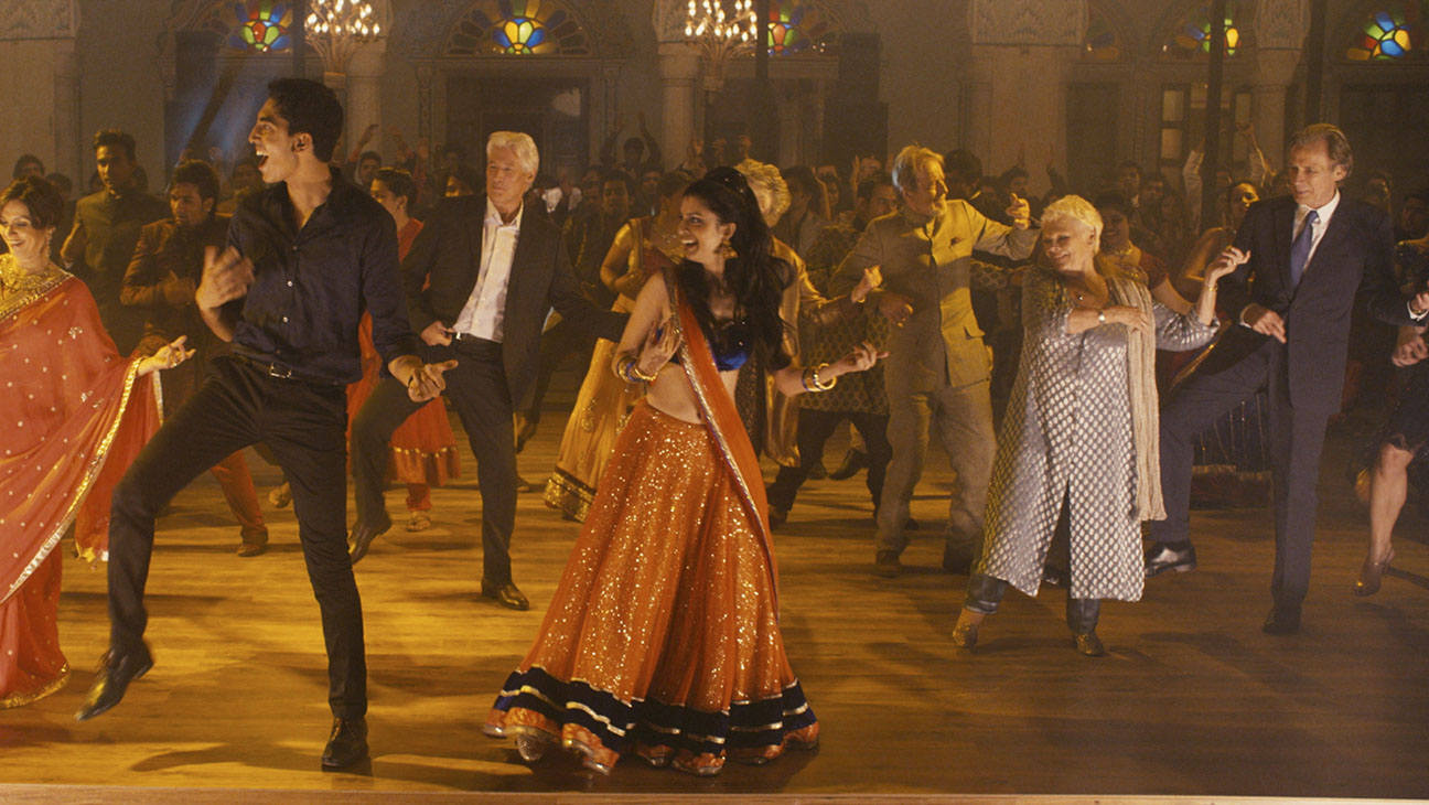 The Second Best Exotic Marigold Hotel - H 2015