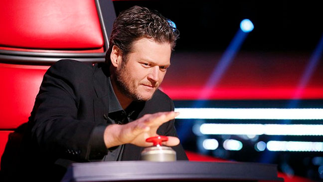 The Voice Blind Auditions Blake Shelton - H 2015