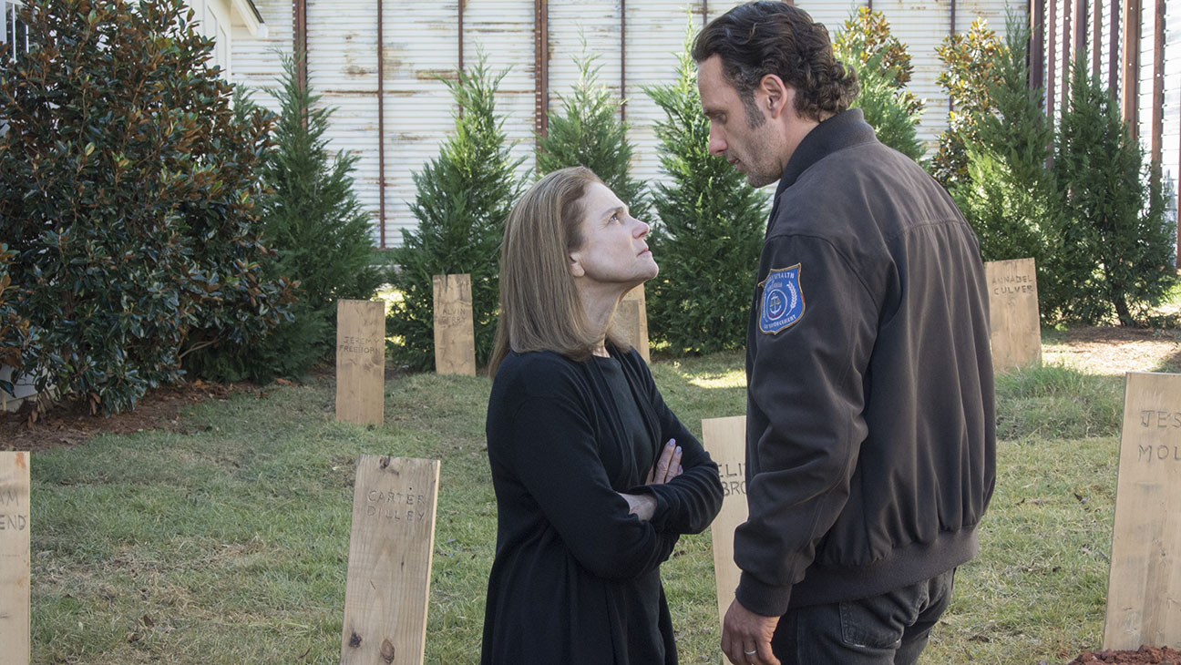The Walking Dead S05E15 Still 2 - H 2015