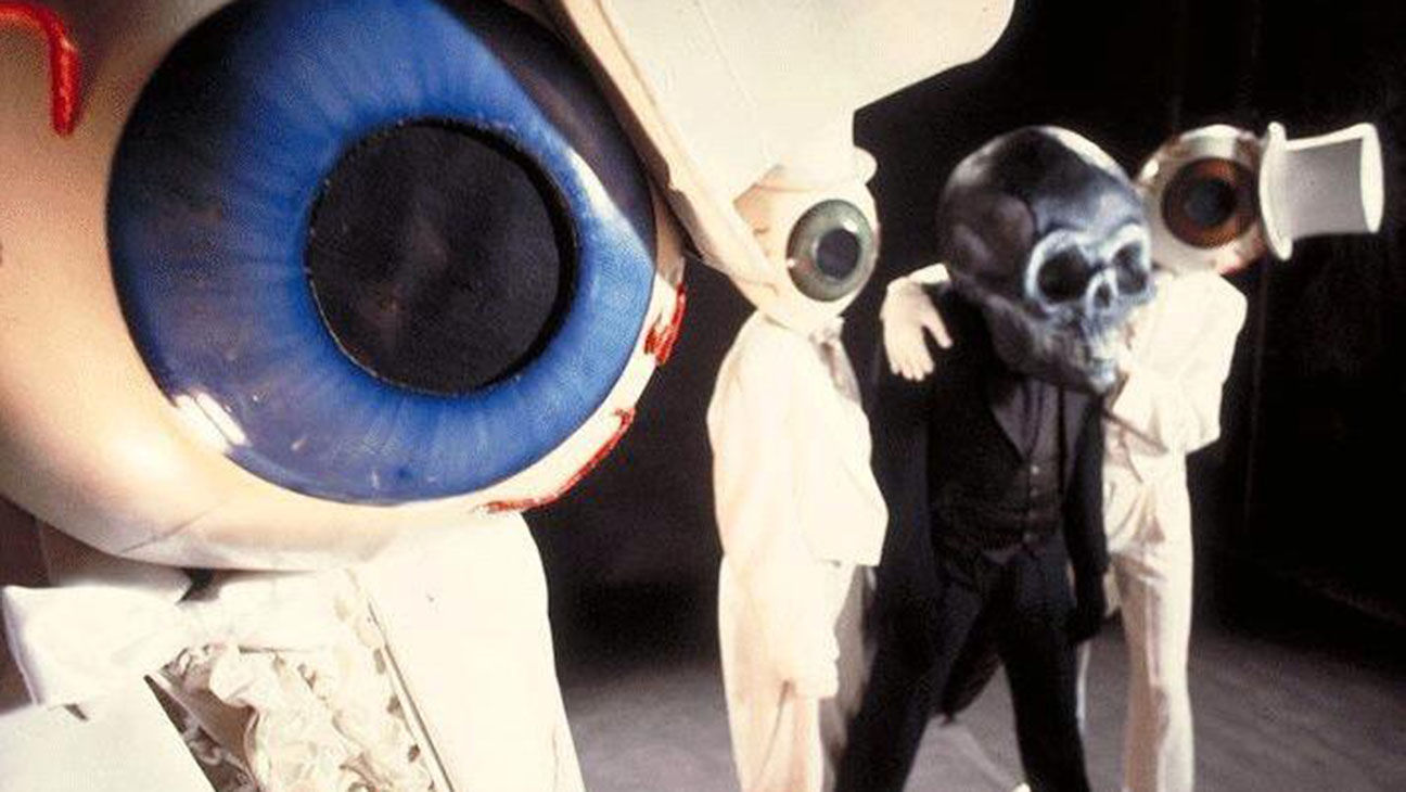 Theory of Obscurity: A film about The Residents Still - H 2015