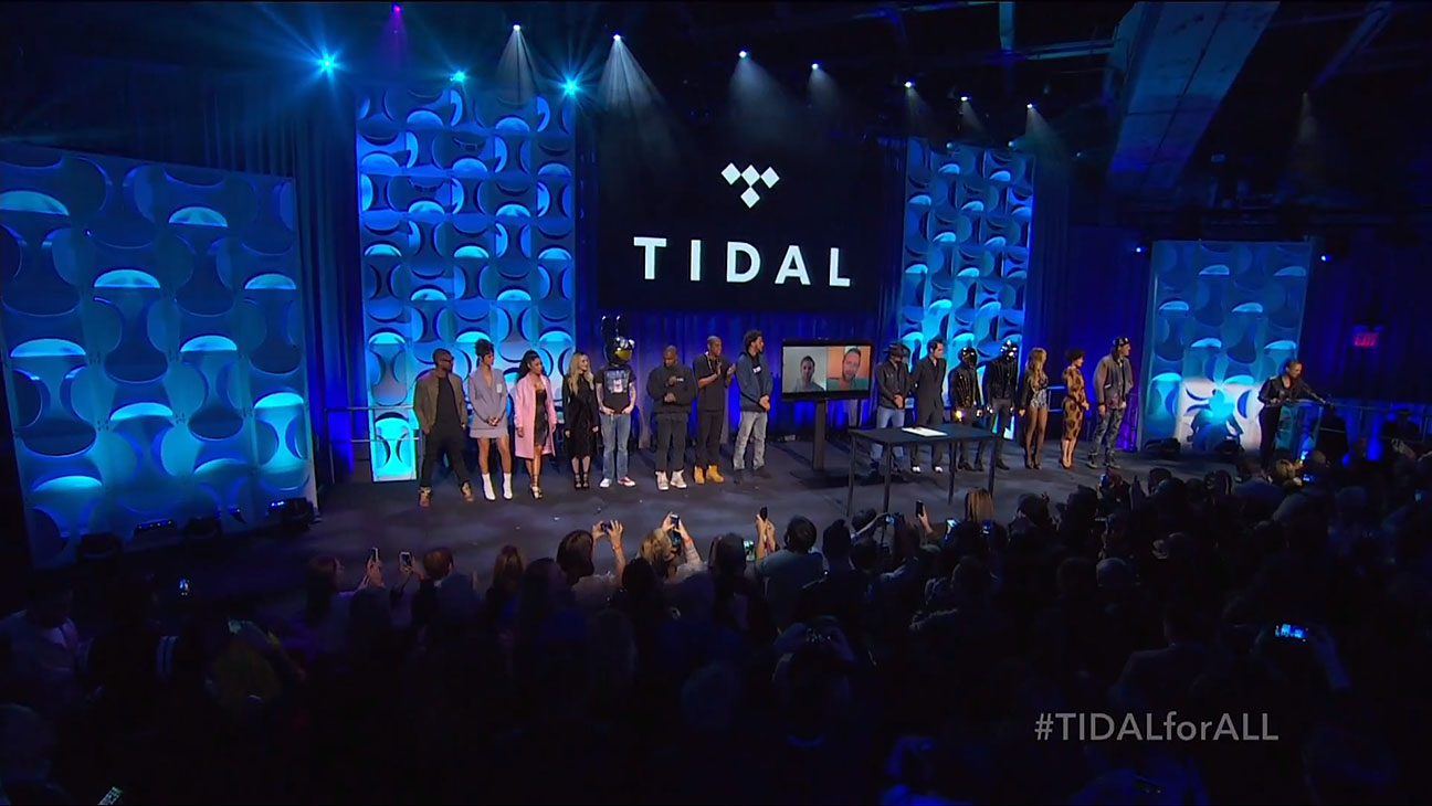 TIDAL Livestream Announcement - H 2015