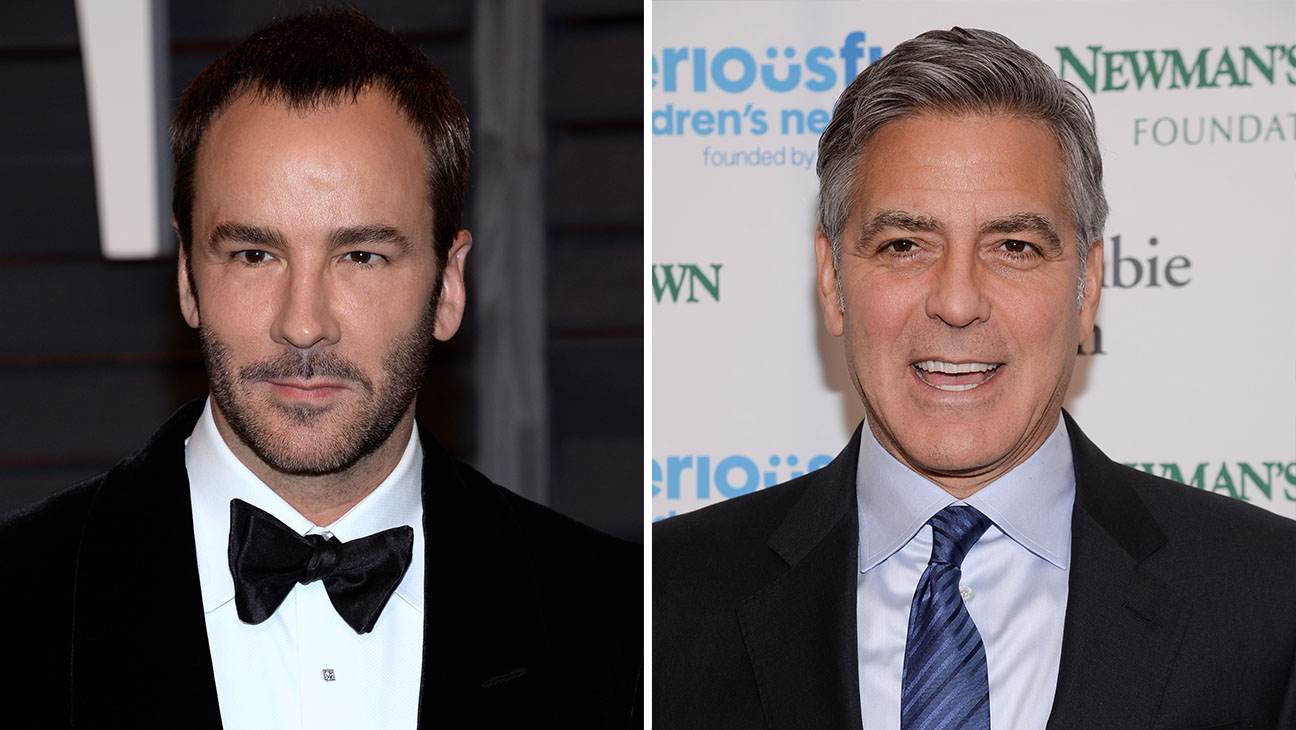 Tom Ford George Clooney Split - H 2015