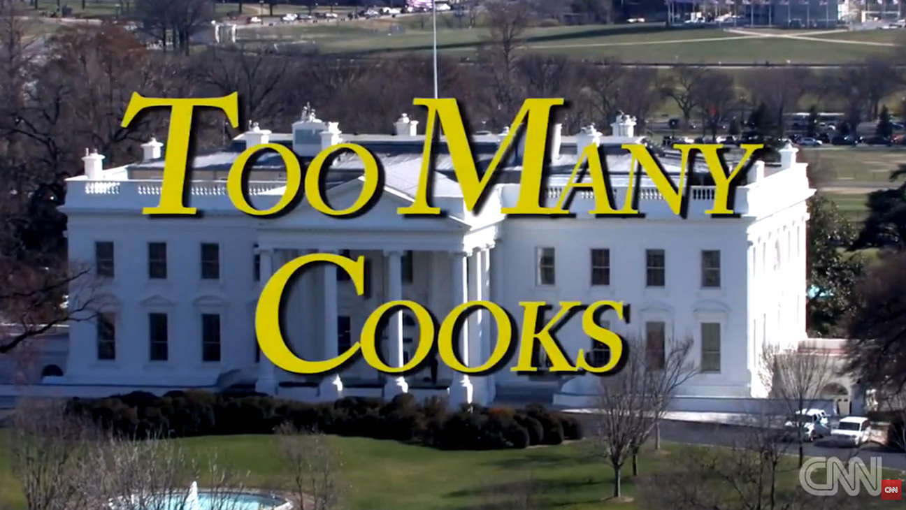Too Many Cooks - H 2015