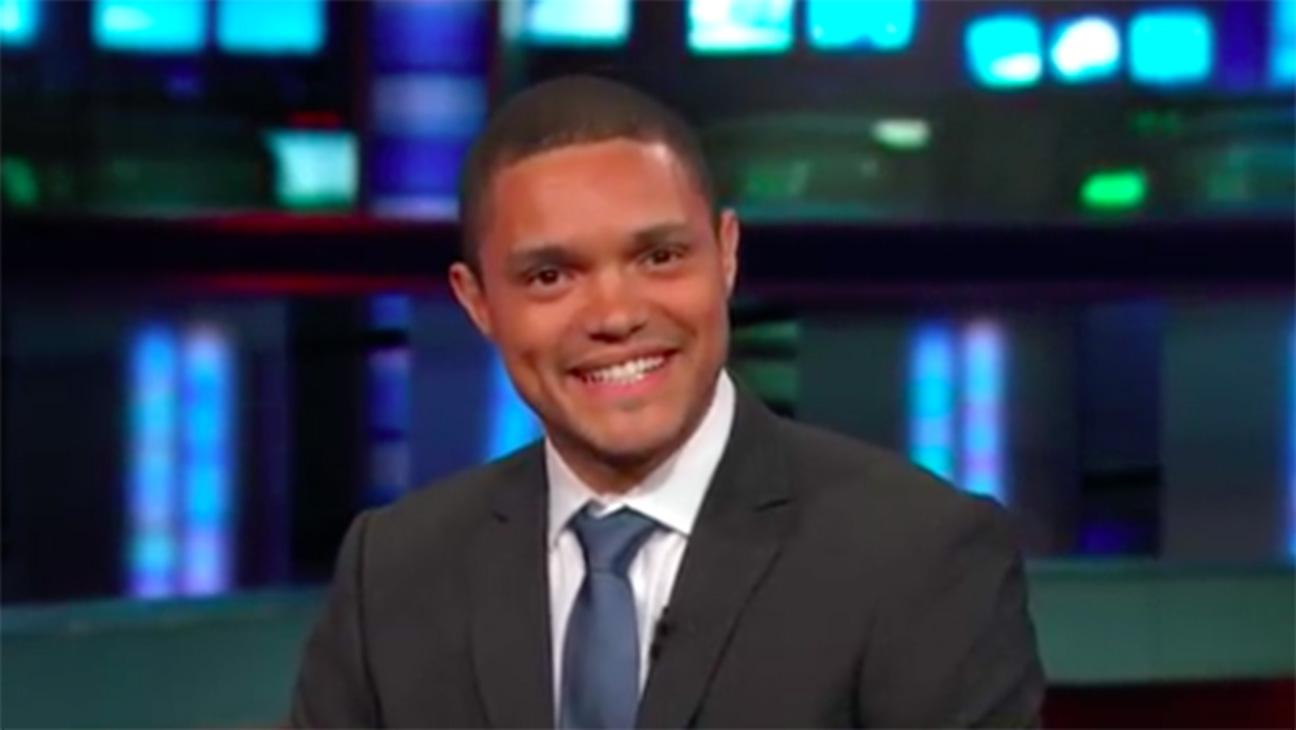 Trevor Noah The Daily Show-- H