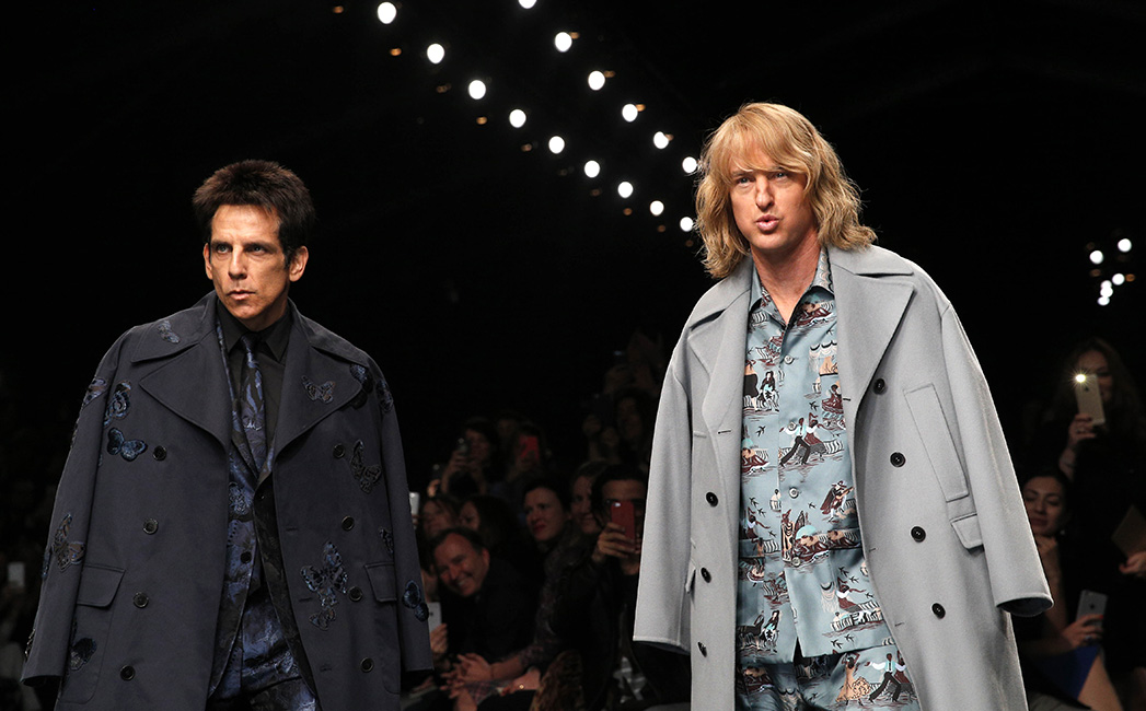 Zoolander Paris Fashion Week —P 2015