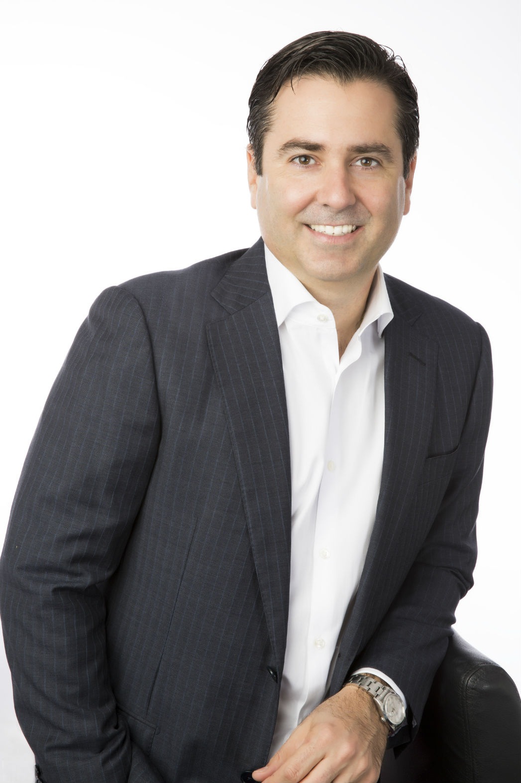 Viacom International Media Networks COO Jose Tolosa - P 2015